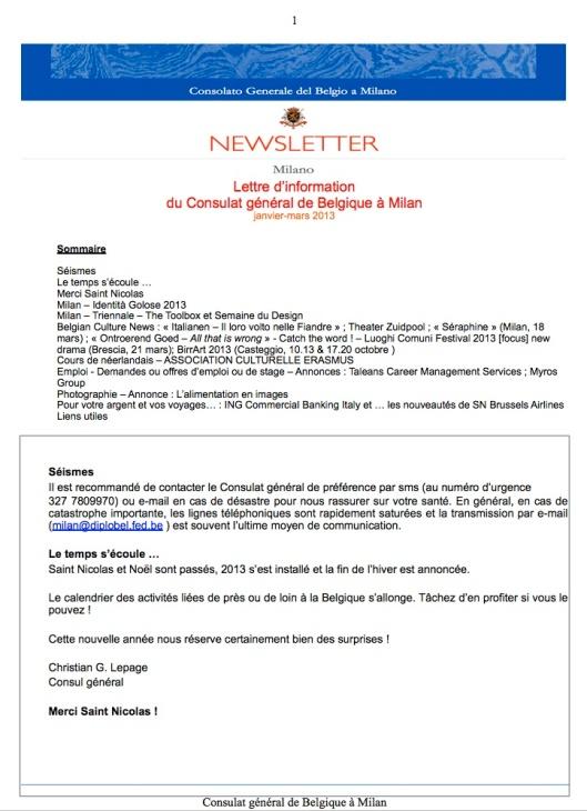 2013 03  Newsletter FR-1