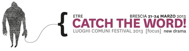 Catch the world 2013