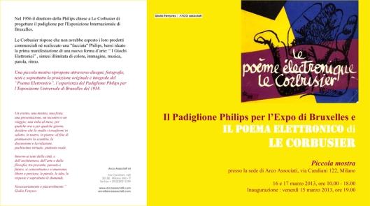 Microsoft PowerPoint - Il poema elettronico Invito