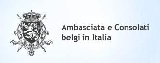 Ambasciata e Consolati belga in Italia – Via dei Monti Parioli 49, 00197 Rome – Tél: 06.360.95.11 Email: rome@diplobel.fed.be