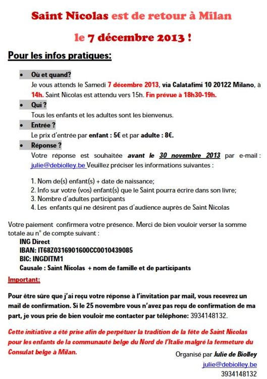 invitation Saint Nicolas FR2