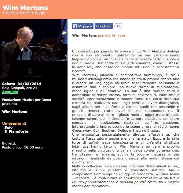 wim mertens concerto 1:2:2014
