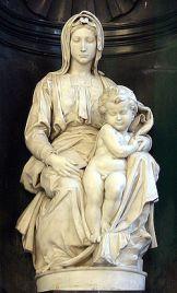 Madonna di Brugge Michelangelo1