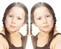 Kristen De Nieve enfants