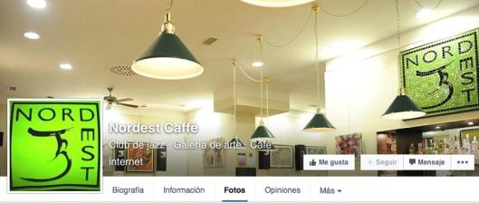 Nordest Caffe Facebook
