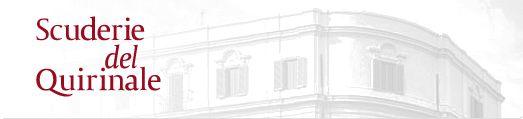 Scuderie del Quirinale logo