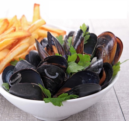 Moules - frittes